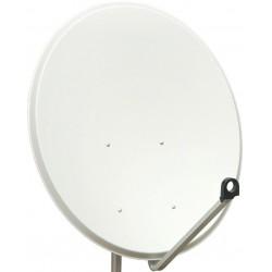 Antena satelitarna 100cm aluminium 100LH FAMAVAL