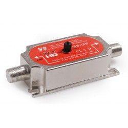 Wzmacniacz antenowy WZ-2 regulowany przelotowy /WZ2/