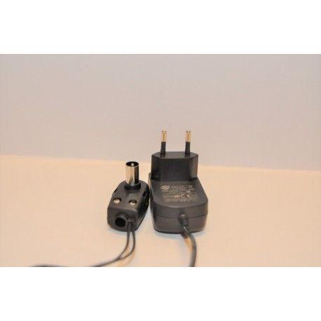 Zasilacz antenowy elektron. 12V/330mA z separatorem. /G330/