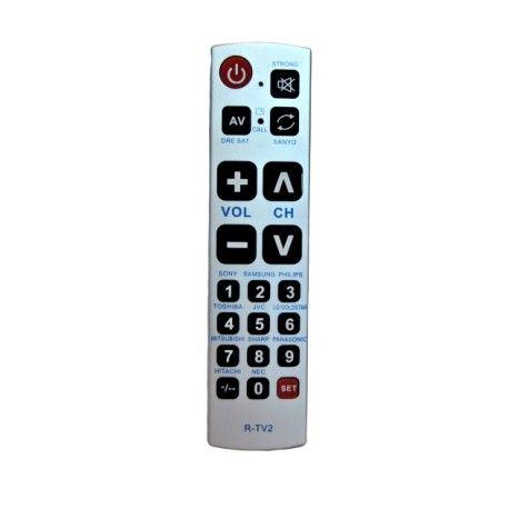 Pilot uniwersalny do TV R-TV2 LCD /P1013/