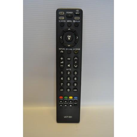 Pilot uniwersalny TV/STB/DVD LG UCT031