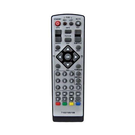 Pilot do MANTA 010, MAXIMUM, OVERMAX DVB-T /P188/